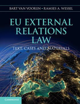 Van Vooren / Wessel | EU External Relations Law | Buch | sack.de