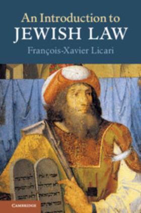 Licari | An Introduction to Jewish Law | Buch | sack.de