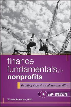 Bowman | Finance Fundamentals for Nonprofits + web site | Buch | sack.de