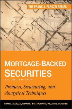Fabozzi / Bhattacharya / Berliner | Mortgage-Backed Securities | Buch | sack.de