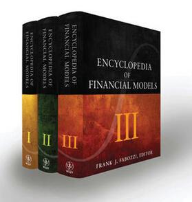 Fabozzi   Encyclopedia of Financial Models   Buch   sack.de