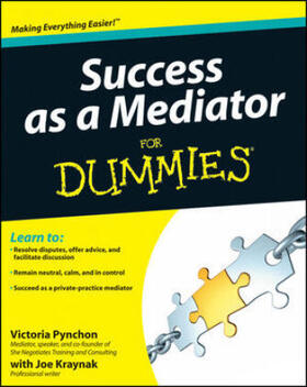 Pynchon / Kraynak | Success as a Mediator FD | Buch | sack.de