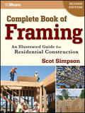 Simpson |  Complete Book of Framing | Buch |  Sack Fachmedien