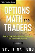 Nations |  Options Math for Traders | Buch |  Sack Fachmedien