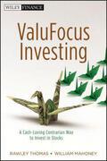 Thomas / Mahoney |  ValuFocus Investing | Buch |  Sack Fachmedien