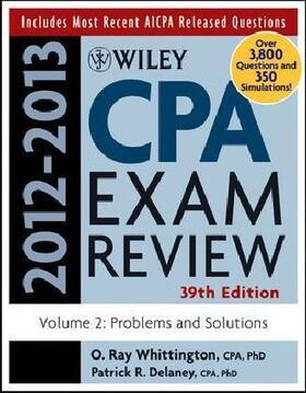 Delaney / Whittington | Wiley CPA Examination Review | Buch | sack.de