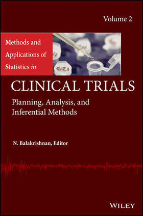 Balakrishnan / Balakrishnan | Methods and Applications of Statistics in Clinical Trials. Vol.2 | Buch | sack.de