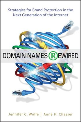 Wolfe / Chasser | Domain Names Rewired | Buch | sack.de