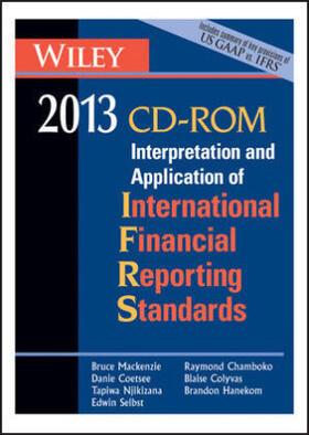 Mackenzie | Wiley IFRS 2013 CD ROM | Sonstiges | sack.de
