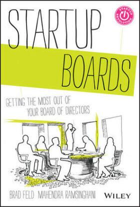 Feld / Ramsinghani | Startup Boards | Buch | sack.de
