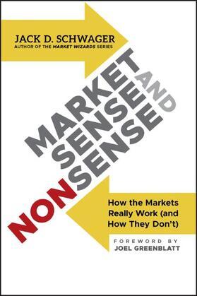 Schwager | Market Sense and Nonsense | Buch | sack.de
