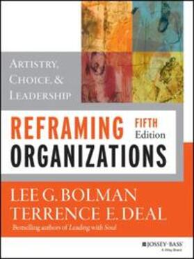 Bolman / Deal   Reframing Organizations   Buch   sack.de