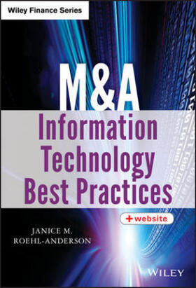 Roehl-Anderson | M&A Information Technology Best Practices | Buch | sack.de