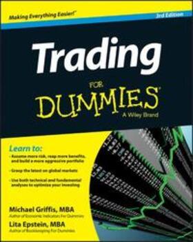 Griffis / Epstein | Trading For Dummies | Buch | sack.de