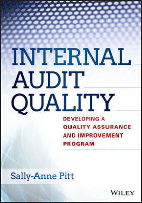 Pitt | Internal Audit Quality | Buch | sack.de