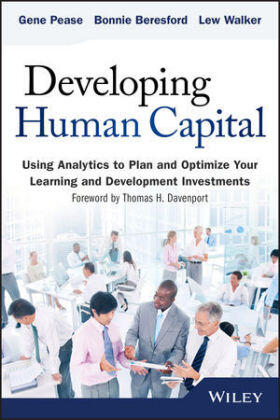 Pease / Beresford / Walker | Developing Human Capital | Buch | sack.de