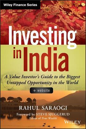 Saraogi | Investing in India +WS | Buch | sack.de
