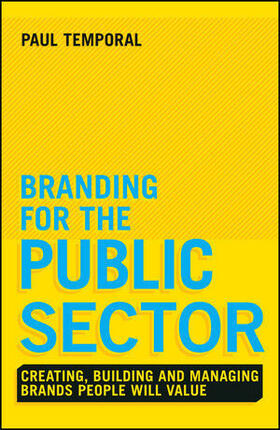 Temporal | Branding for the Public Sector | Buch | sack.de