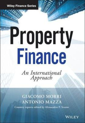 Morri / Mazza   Property Finance   Buch   sack.de