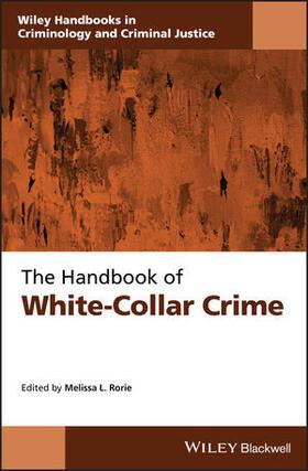 Rorie | The Handbook of White-Collar Crime | Buch | sack.de