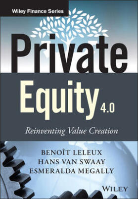 Leleux / van Swaay / Megally | Private Equity 4.0 | Buch | sack.de
