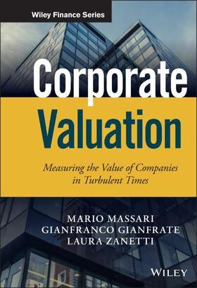 Gianfrate / Zanetti / Massari   Corporate Valuation   Buch   sack.de