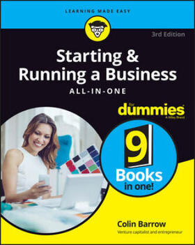 Barrow | Starting and Running a Business All-in-One For Dummies | Buch | sack.de