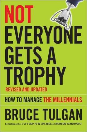 Tulgan   Not Everyone Gets A Trophy   Buch   sack.de