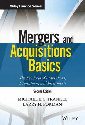 Frankel / Forman | Mergers and Acquisitions Basics | Buch | sack.de