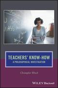 Winch |  Teachers' Know-How | Buch |  Sack Fachmedien