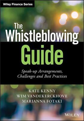 Kenny / Vandekerckhove / Fotaki | The Whistleblowing Guide | Buch | sack.de
