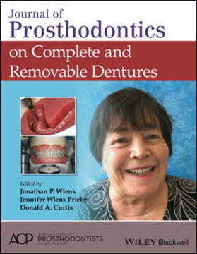 Wiens / Wiens Priebe / Curtis | Journal of Prosthodontics on Complete and Removable Dentures | Buch | sack.de