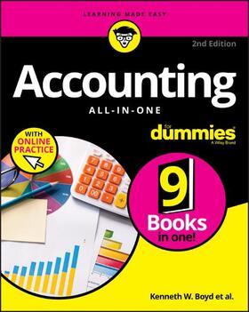 Boyd | Accounting All-in-One For Dummies | Buch | sack.de