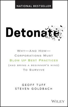 Tuff / Goldbach | Detonate | Buch | sack.de