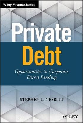 Nesbitt | Private Debt | Buch | sack.de