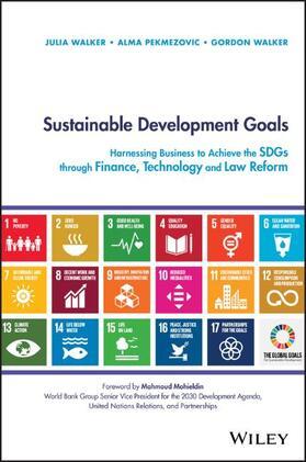 Walker / Pekmezovic / Walker | Sustainable Development Goals | Buch | sack.de