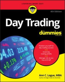 Logue | Day Trading For Dummies | Buch | sack.de