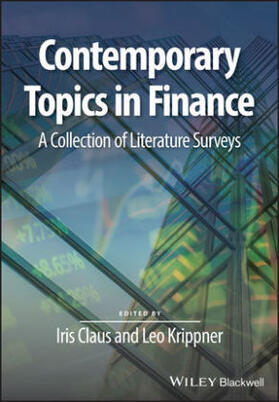 Claus / Krippner | Contemporary Topics in Finance: A Collection of Literature Surveys | Buch | sack.de