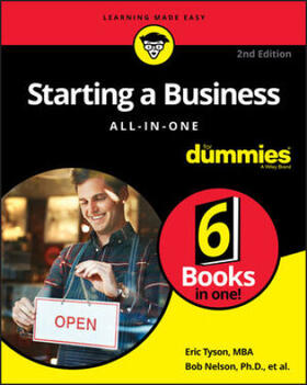 Nelson / Tyson | Starting a Business All-in-One For Dummies | Buch | sack.de