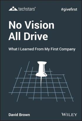 Brown | No Vision All Drive | Buch | sack.de