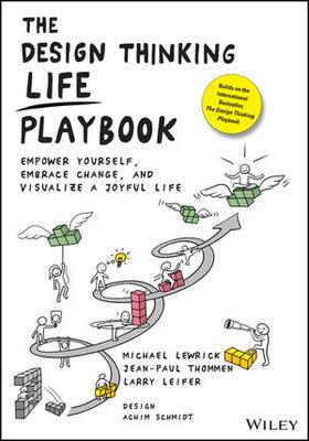 Lewrick / Thommen / Leifer | The Design Thinking Life Playbook | Buch | sack.de