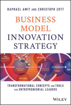 Amit / Zott | Business Model Innovation Strategy | Buch | sack.de