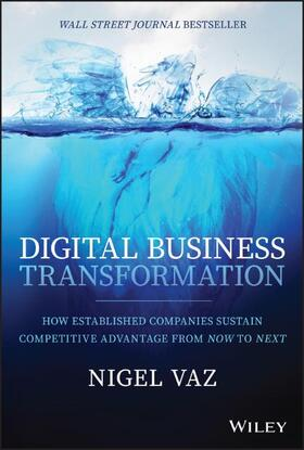 Vaz | Digital Business Transformation | Buch | sack.de
