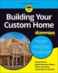 Daum / Brewster / Economy    Building Your Custom Home For Dummies   Buch    Sack Fachmedien