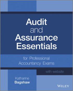 Bagshaw | Audit and Assurance Essentials | Buch | sack.de