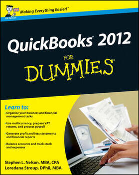 Nelson / Stroup | QuickBooks 2012 For Dummies | Buch | sack.de