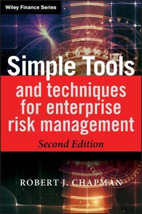 Chapman | Simple Tools and Techniques for Enterprise Risk Management | Buch | sack.de