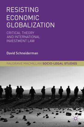Schneiderman | Resisting Economic Globalization | Buch | sack.de