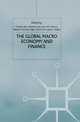 Allen / Aoki / Kiyotaki   The Global Macro Economy and Finance   Buch   sack.de