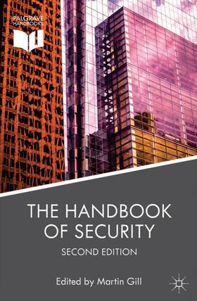 Gill | The Handbook of Security | Buch | sack.de